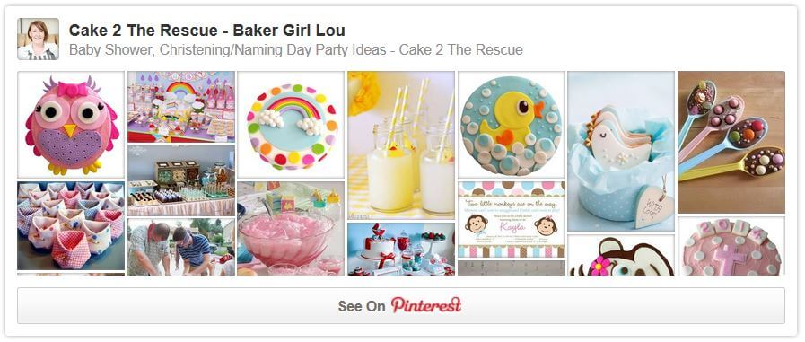pinterest baby shower